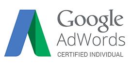 Google adwords certified интернет реклама продвижение создание