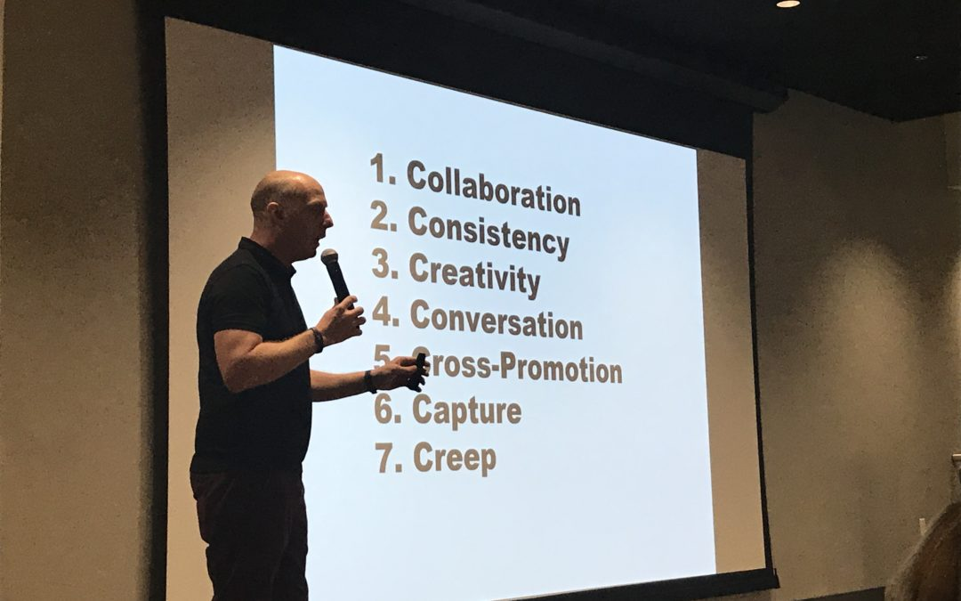 Jacksonville social media expert Mark Kaye shares expert tips
