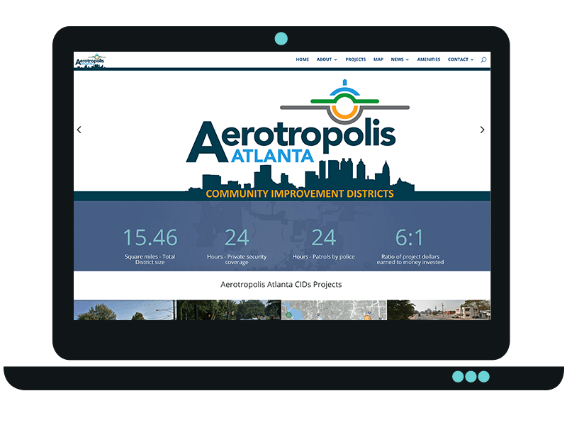 Airport Development Company Website