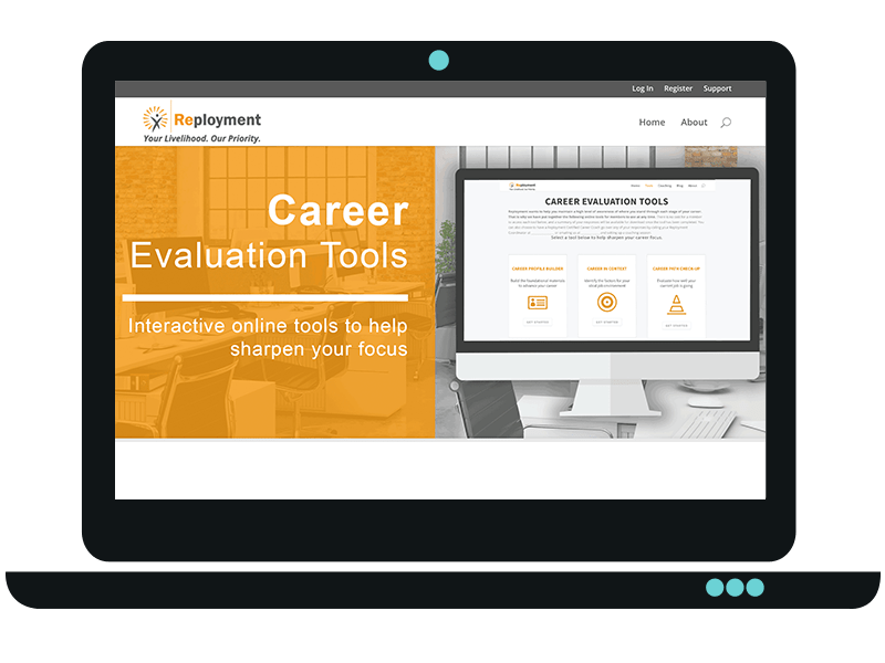 Online Software for Career Coaching