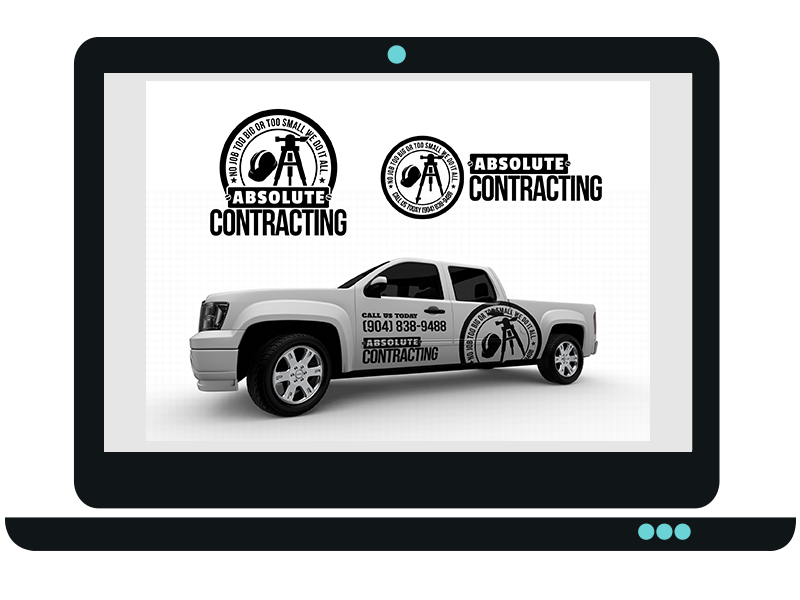 Contracting Company Logo Design