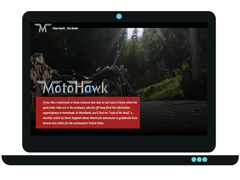 Motorcycle Website