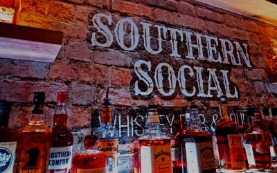 Southern Social Whiskey Bar