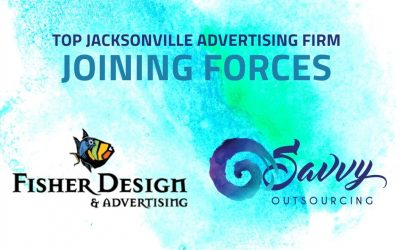 Veteran Advertising Firm, Fisher Design & Advertising joins forces with Savvy Outsourcing, Blending Services of Traditional and Digital Marketing